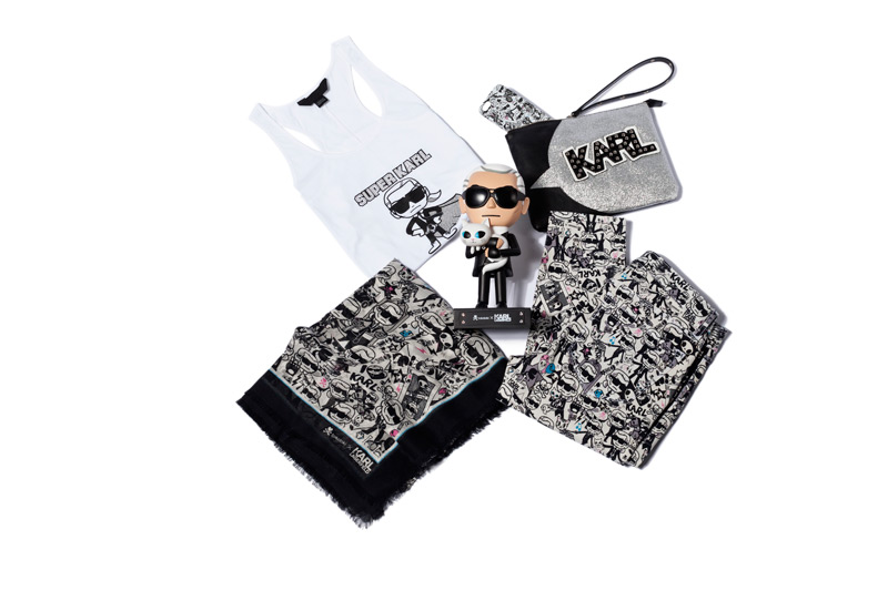 karl lagerfeld tokidoki1 Karl Lagerfeld Gets Miniaturized with Limited Edition Tokidoki Collection