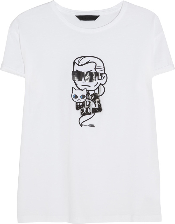 Karl Lagerfeld Gets Miniaturized with Limited Edition Tokidoki Collection