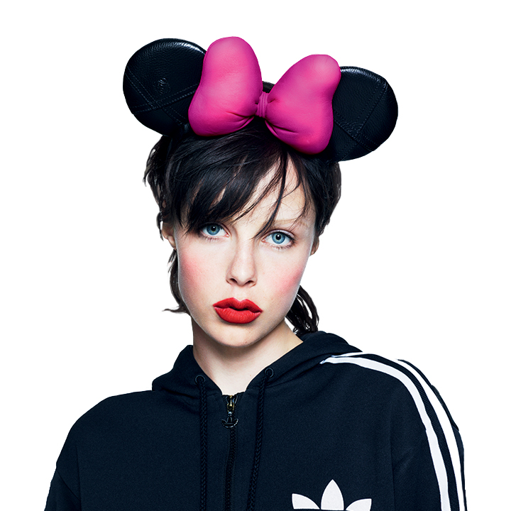 Cara Delevingne, Georgia May Jagger and More Sport Mouse Ears for Love #10
