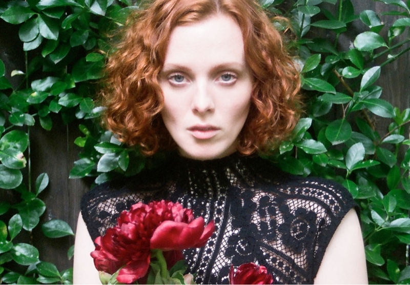 lover campaign karen elson10 Karen Elson Stars in Lovers First Ever Campaign