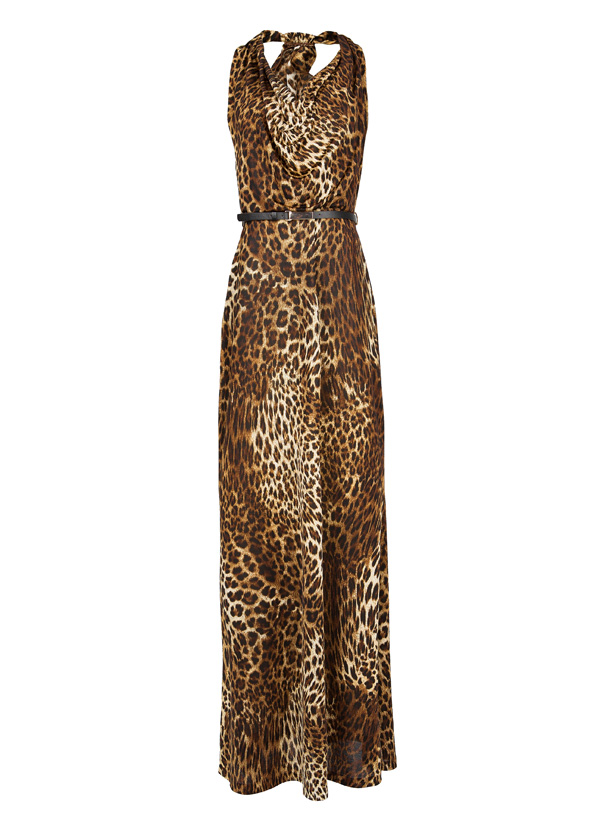 mango dress 7 Animal Print Looks to Go Wild Over