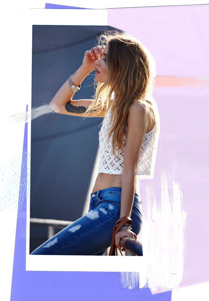Nasty Gal's July Lookbook Heads to the Streets