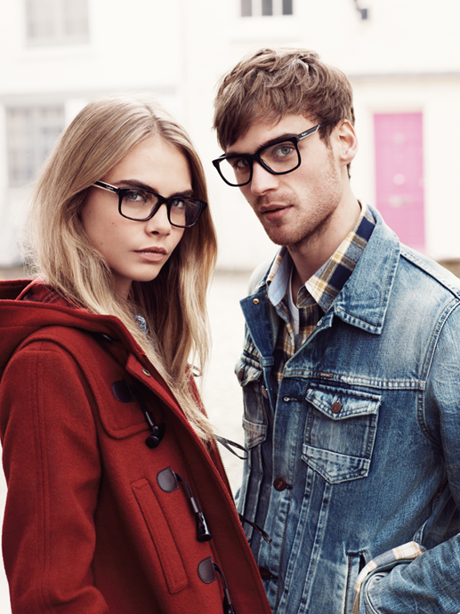 pepe jeans cara fall9 Cara Delevingne Gets Casual for Pepe Jeans Fall 2013 Campaign