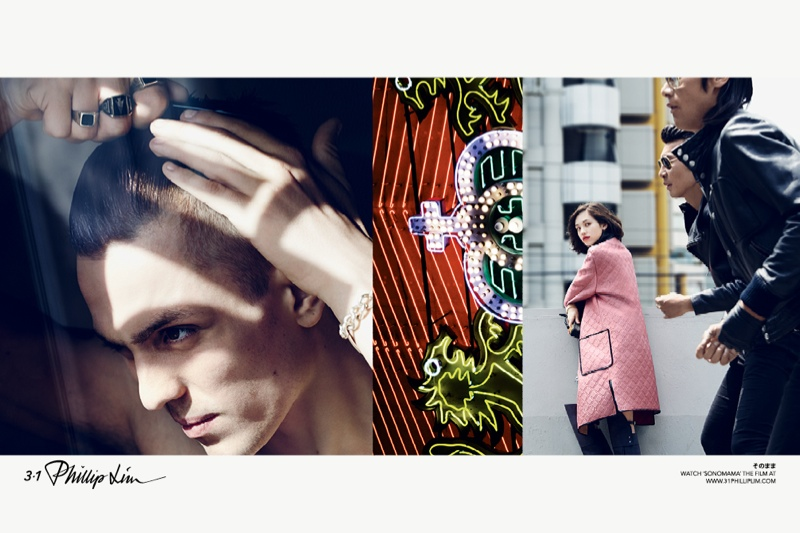 3.1 Phillip Lim's Fall 2013 Ads Celebrates the City Life with Kiko Mizuhara
