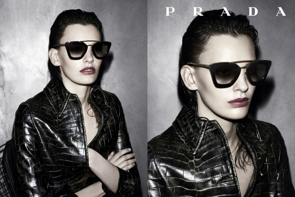 prada fall ads9 1000x667 See Pradas Complete Fall 2013 Campaign by Steven Meisel