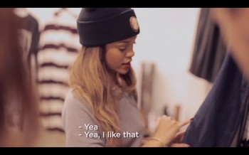Watch Rihanna Share Her River Island Fall 2013 Collection