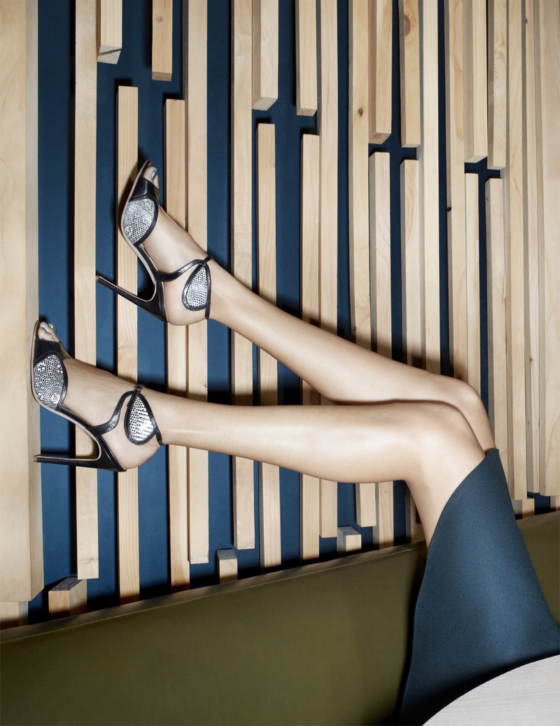 Rupert Sanderson Makes it All About the Shoes for Fall 2013 Ads
