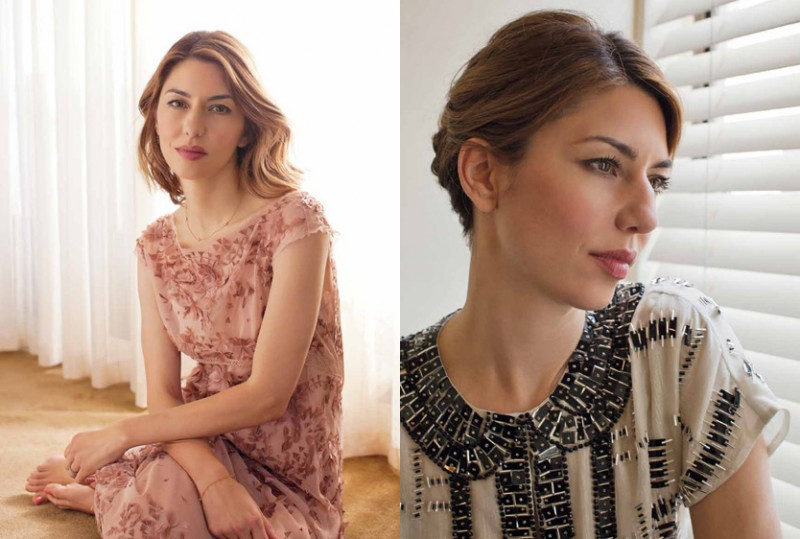sofia coppola shoot4 800x539 Sofia Coppola Models for Vogue Australia August 2013 by Paul Jasmin