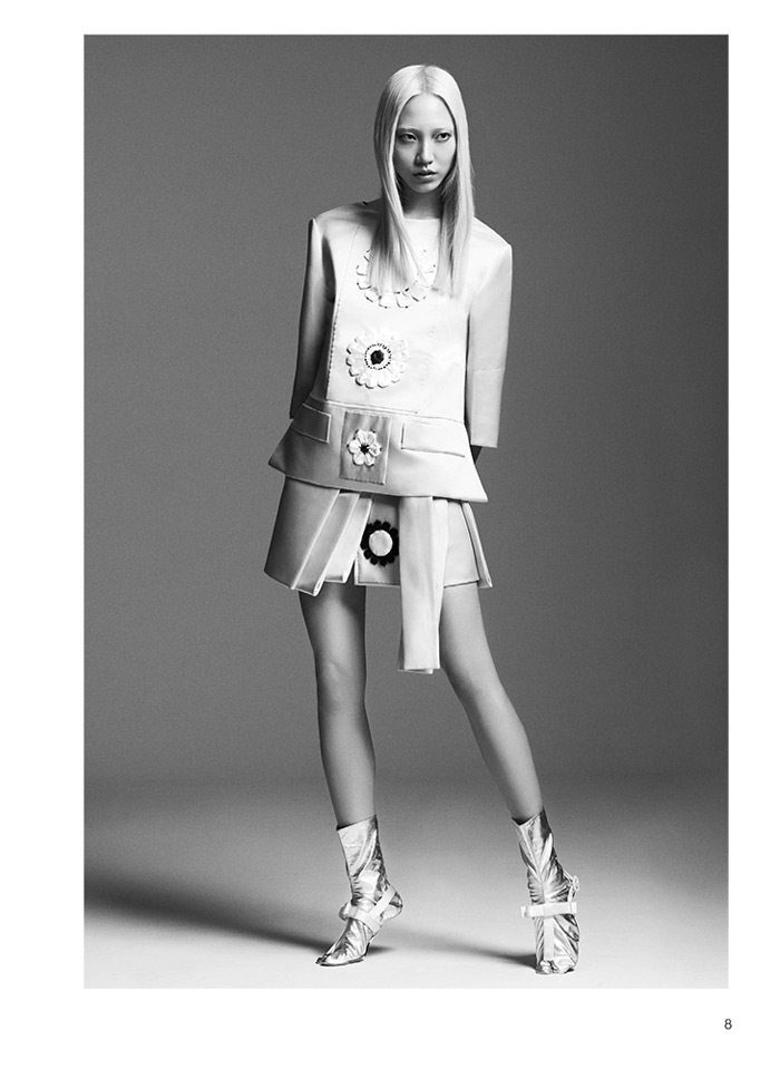 soo joo model4 Soo Joo Sports Cutting Edge Style for Lurve Magazine