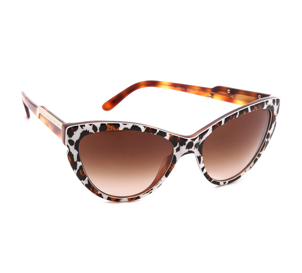 stella mccartney sunglasses 7 Animal Print Looks to Go Wild Over