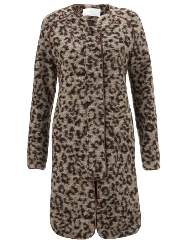 thakoon jacket 7 Animal Print Looks to Go Wild Over