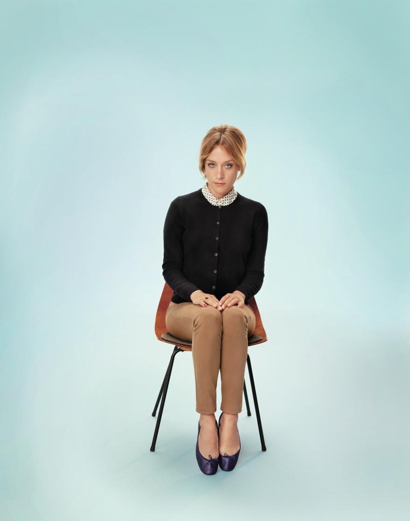 uniqlo silk cashmere2 Chloe Sevigny and Lily Donaldson Front Uniqlos Silk & Cashmere Campaign