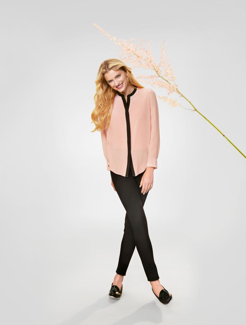 uniqlo silk cashmere5 Chloe Sevigny and Lily Donaldson Front Uniqlos Silk & Cashmere Campaign