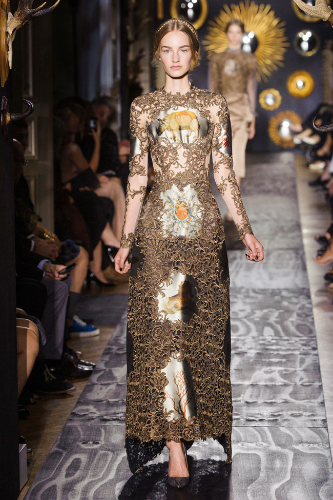 valentino haute couture fall 1 Valentino Fall 2013 Haute Couture Collection