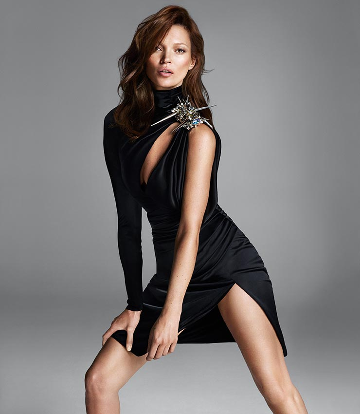 5914e75ccc1c More Versace Fall 2013 Ads Starring Kate Moss and Saskia de Brauw ...