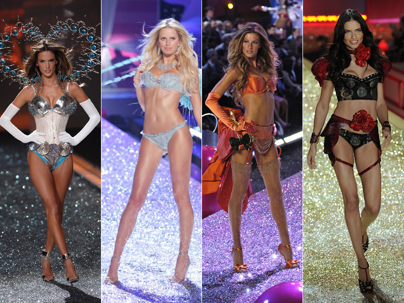vs runway 12 Victorias Secret Angels Who Rule(d) the Runway