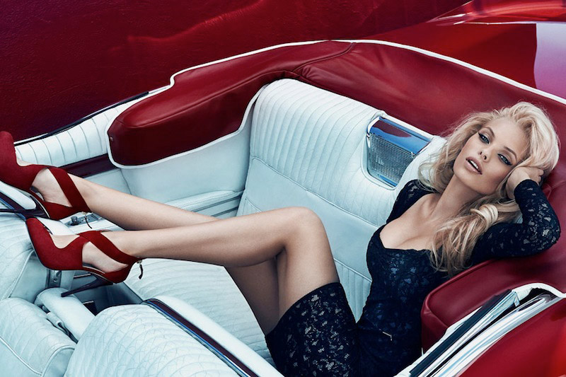 Sandrah & Dioni Star in Guess' Fall 2013 Accessories Ads by Claudia & Ralf Pulmanns