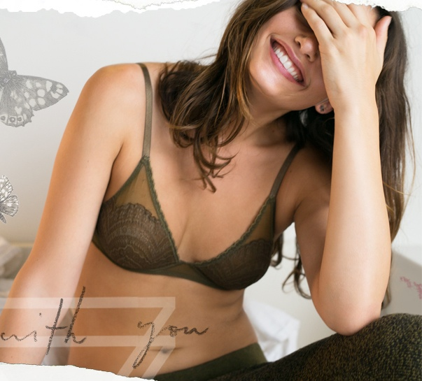 alyssa miller model10 Alyssa Miller Stars in Intimately Free Peoples Latest Lookbook