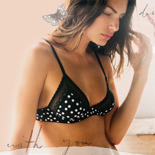 alyssa miller model2 Alyssa Miller Stars in Intimately Free Peoples Latest Lookbook