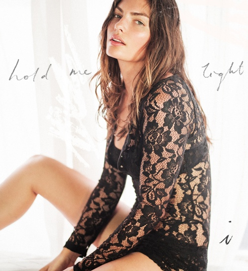 alyssa miller model5 Alyssa Miller Stars in Intimately Free Peoples Latest Lookbook