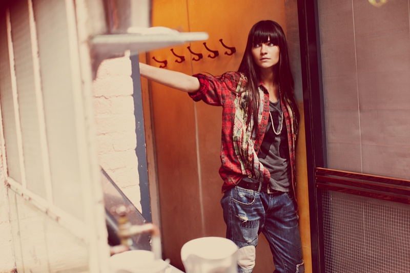 artisan de luxe fw1 Artisan de Luxe Gets Bohemian Chic for Fall 2013 Ads by Guy Aroch