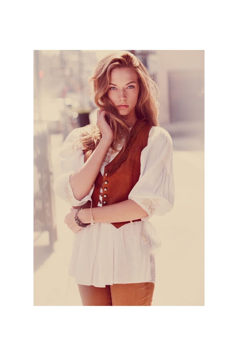 artisan de luxe fw3 Artisan de Luxe Gets Bohemian Chic for Fall 2013 Ads by Guy Aroch