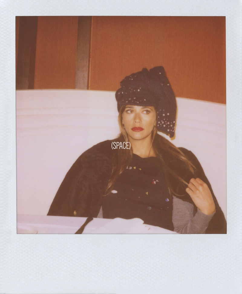 Rashida Jones in Band of Outsiders Fall 2013 Campaign