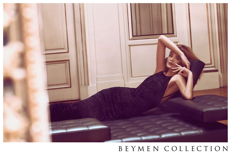 Michelle Buswell Gets Glam in Beymen Collection's Fall 2013 Ads by Koray Birand