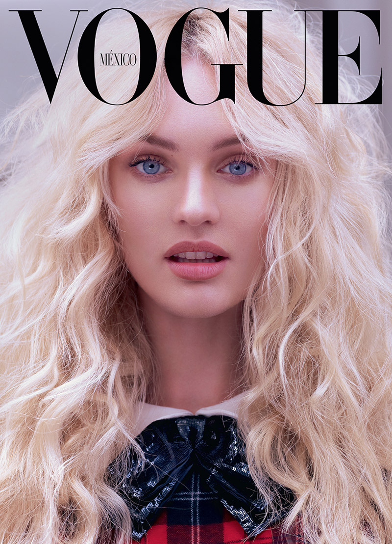 candice mariano vivanco11 Candice Swanepoel Stuns for Vogue Mexico Shoot by Mariano Vivanco