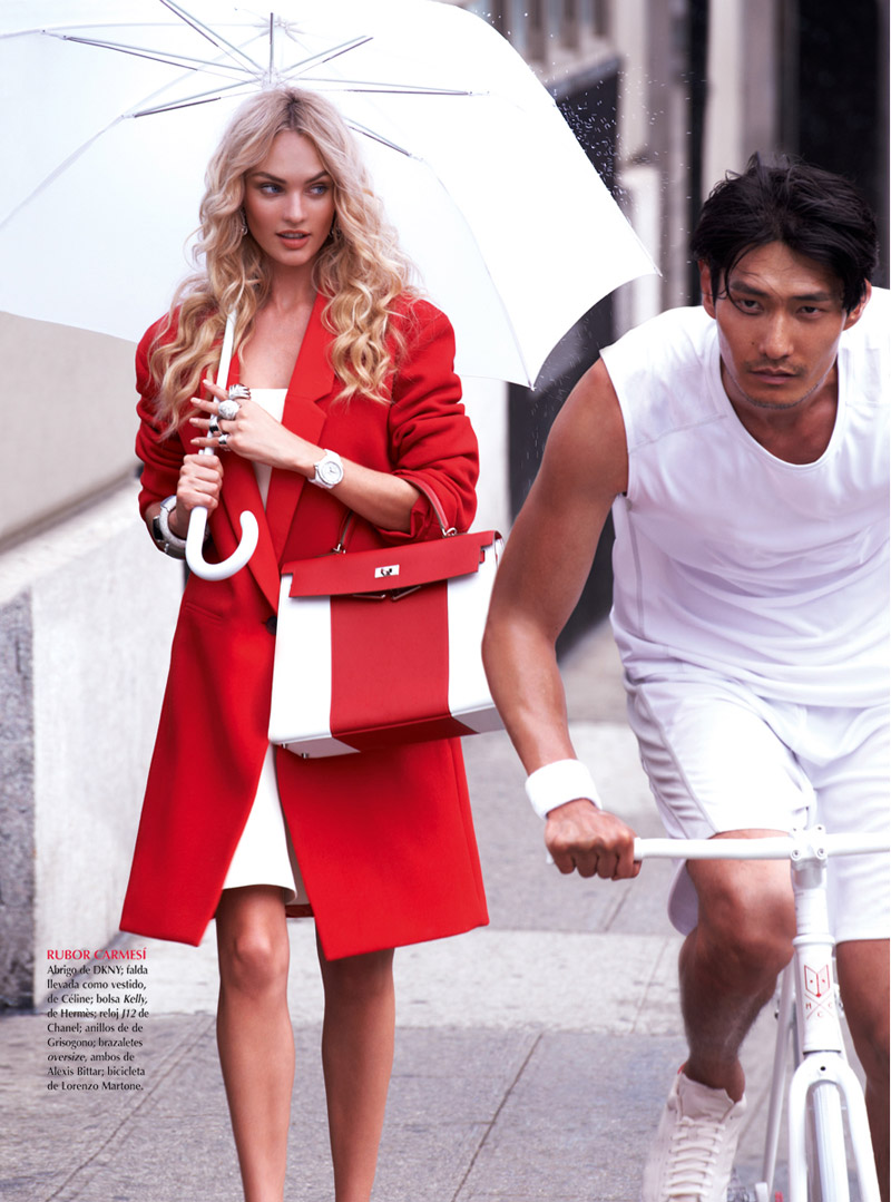 candice mariano vivanco2 Candice Swanepoel Stuns for Vogue Mexico Shoot by Mariano Vivanco
