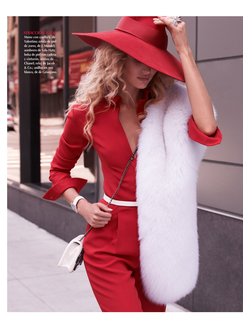 candice mariano vivanco3 Candice Swanepoel Stuns for Vogue Mexico Shoot by Mariano Vivanco