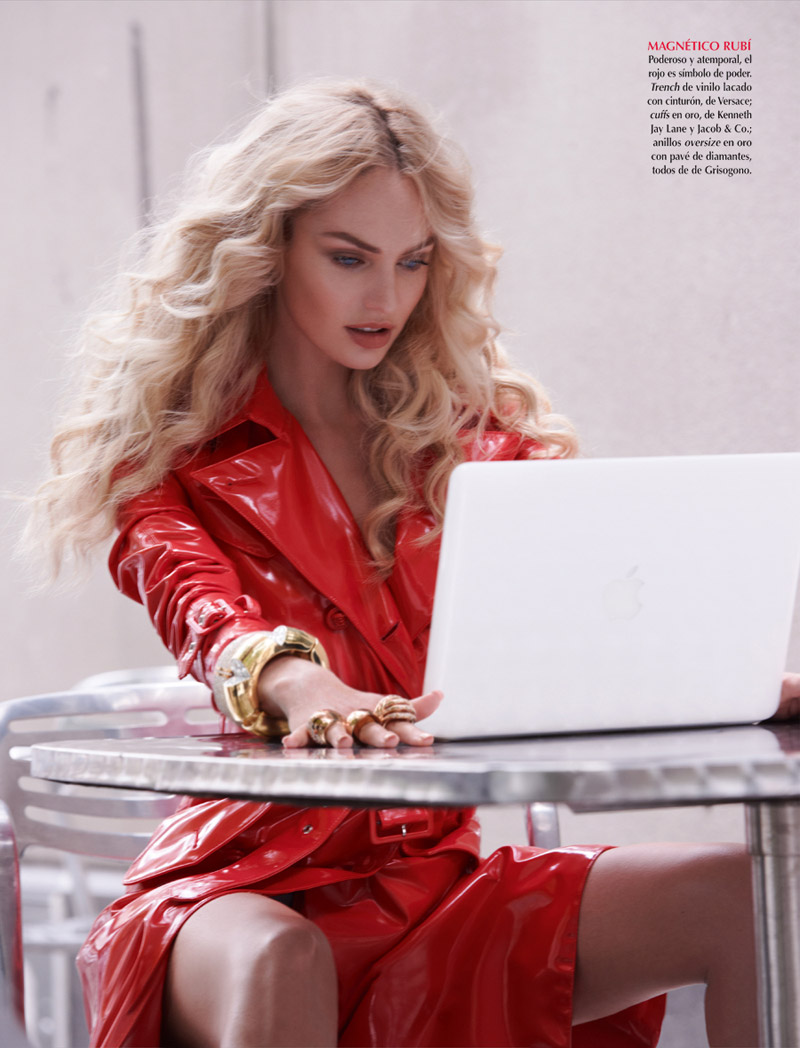 candice mariano vivanco4 Candice Swanepoel Stuns for Vogue Mexico Shoot by Mariano Vivanco