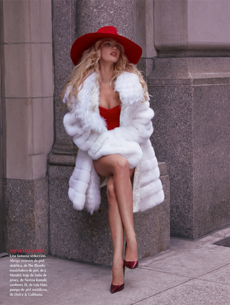 candice mariano vivanco9 Candice Swanepoel Stuns for Vogue Mexico Shoot by Mariano Vivanco