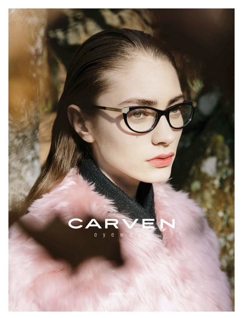 carven fall ads7 Carven Gets Out of Focus for Fall 2013 Campaign by Viviane Sassen