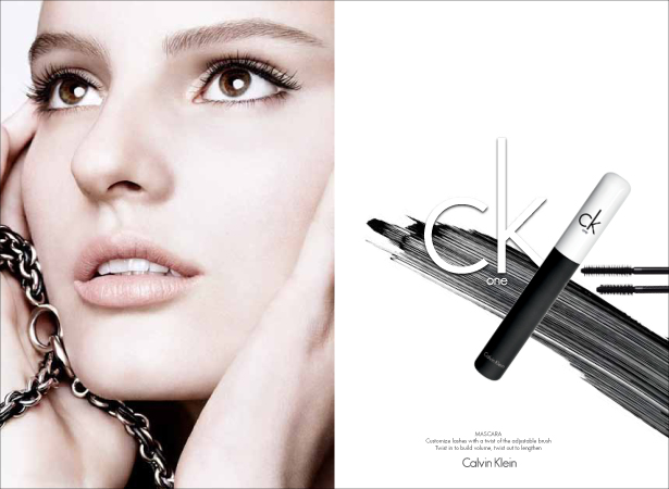 ck one cosmetics fall2 Fei Fei Sun, Caroline Brasch Nielsen & Tilda Lindstam Star in ck One Cosmetics Fall 2013 Campaign