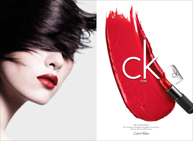 ck one cosmetics fall3 Fei Fei Sun, Caroline Brasch Nielsen & Tilda Lindstam Star in ck One Cosmetics Fall 2013 Campaign