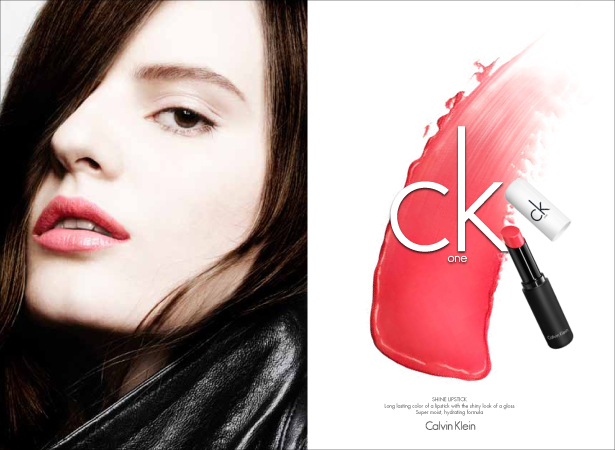 ck one cosmetics fall4 Fei Fei Sun, Caroline Brasch Nielsen & Tilda Lindstam Star in ck One Cosmetics Fall 2013 Campaign