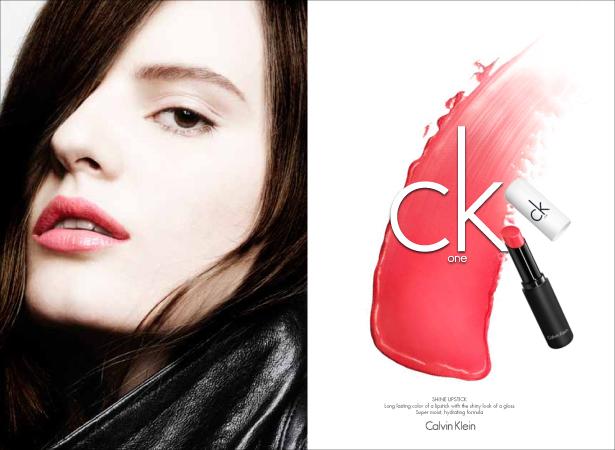Fei Fei Sun, Caroline Brasch Nielsen & Tilda Lindstam Star in ck One Cosmetics Fall 2013 Campaign