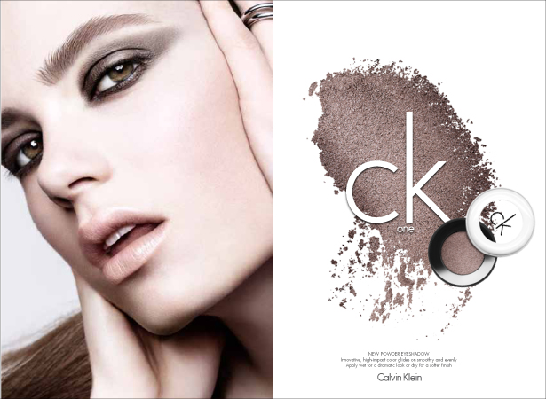 ck one cosmetics fall6 Fei Fei Sun, Caroline Brasch Nielsen & Tilda Lindstam Star in ck One Cosmetics Fall 2013 Campaign