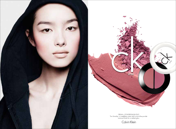 ck one cosmetics fall7 Fei Fei Sun, Caroline Brasch Nielsen & Tilda Lindstam Star in ck One Cosmetics Fall 2013 Campaign