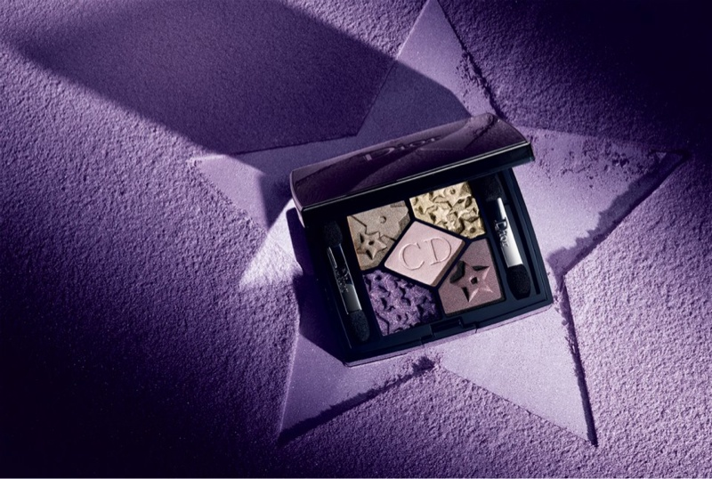 dior mystic metallics1 Watch Daria Strokous Enchant in Diors Mystic Metallics Collection