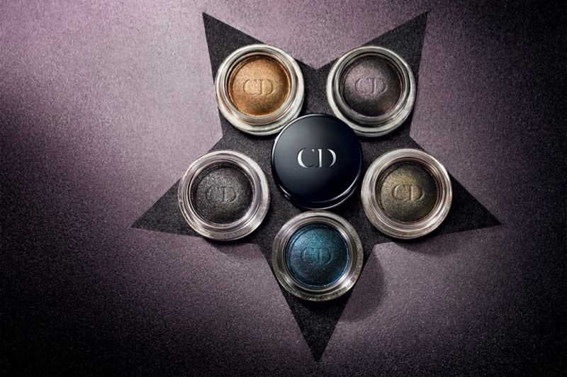 dior mystic metallics3 Watch Daria Strokous Enchant in Diors Mystic Metallics Collection