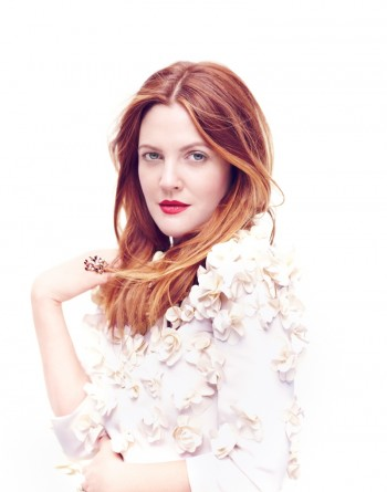 Drew Barrymore Poses for Diego Uchitel in C Magazine