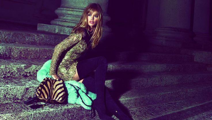 Doutzen Kroes Lands Emilio Pucci Fall 2013 Campaign by Mert & Marcus
