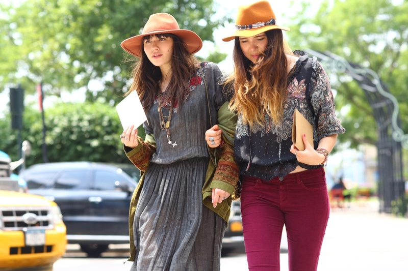 Karlie Kloss, Crystal Renn & More Star in Free People's September Catalogue