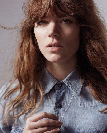 See Freja Beha Erichsen's Capsule Collection for Mother Denim
