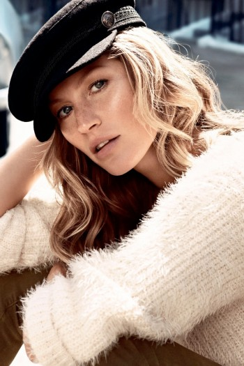 Gisele Bundchen is Back for H&M's Fall 2013 Ads