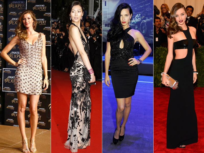 high earning models Gisele Bundchen, Kate Moss & Miranda Kerr Land on Forbes 2013 Highest Paid Models List