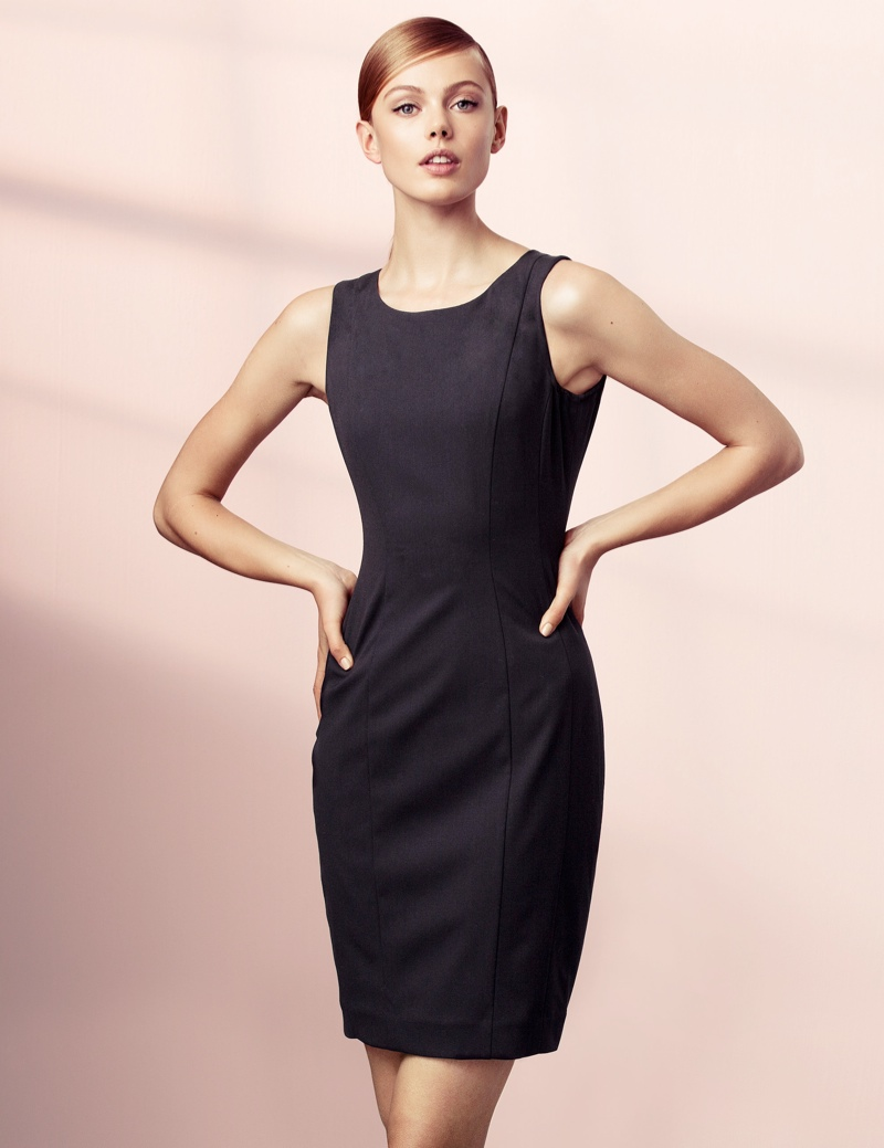 hm elegant7 Frida Gustavsson Models Effortless Elegance for H&M