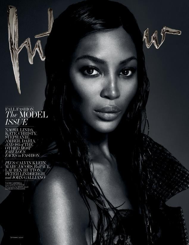 interview supermodel covers1 Supermodels Kate Moss, Naomi Campbell & More Cover Interview September 2013